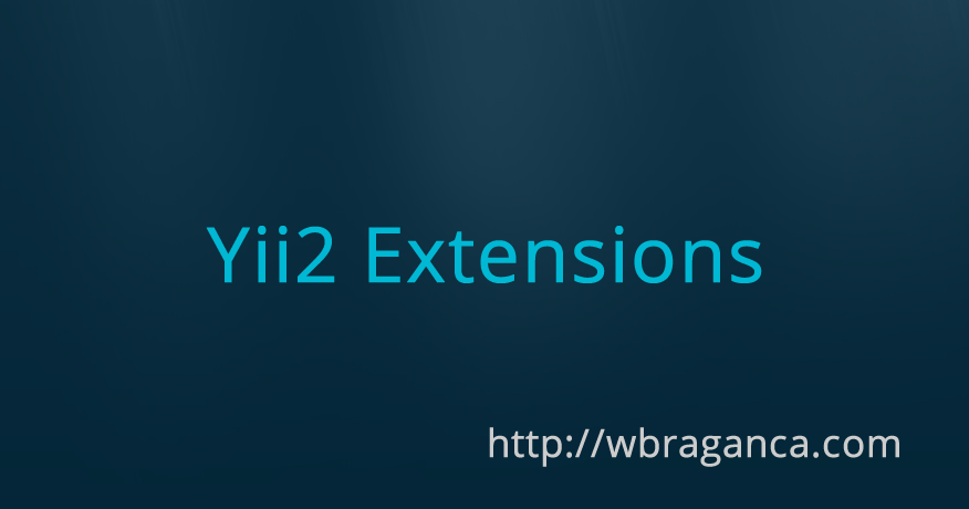 Yii2 Extensions